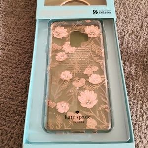 Kate Spade Phone Case - fits Galaxy S9